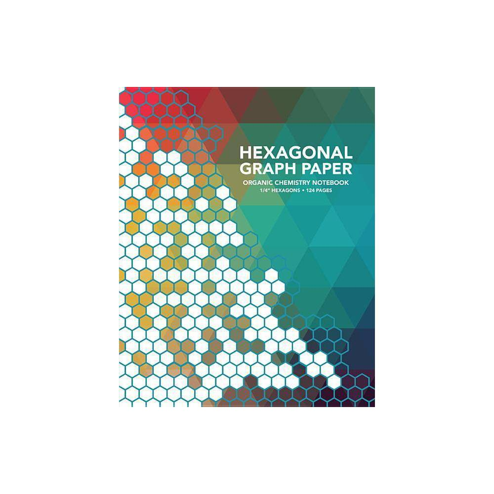 Hexagonal Graph Paper By Brown Lab Editors Of Little Paperback