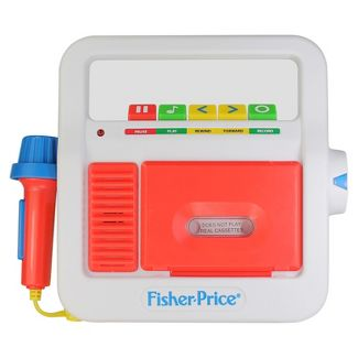 Fisher-Price Tape Recorder