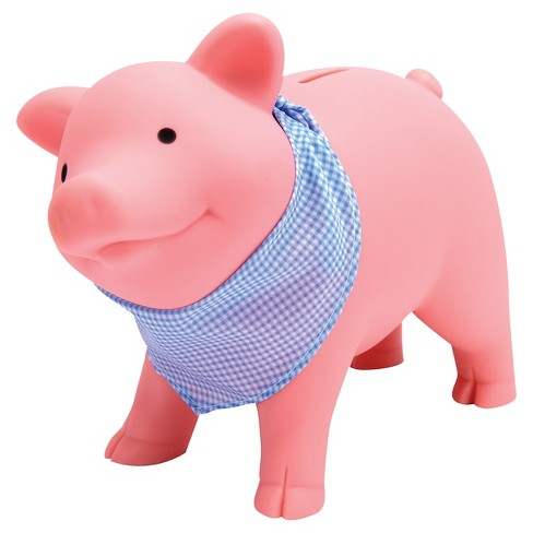 schylling rubber piggy bank target