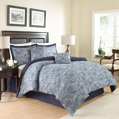 Paddock Shawl Comforter Set - Traditions By Waverly