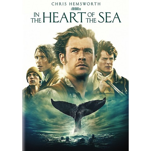 In The Heart Of The Sea Dvd Target