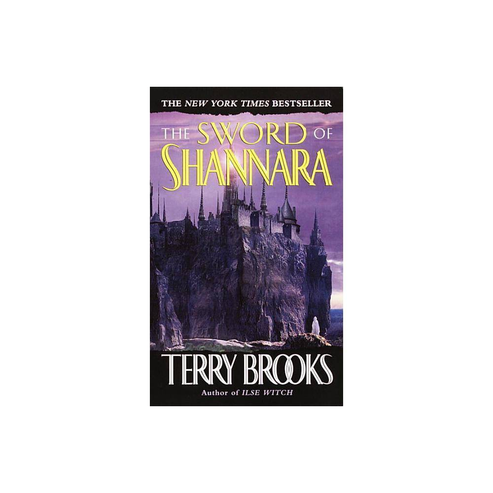 The Sword Of Shannara By Terry Brooks Paperback