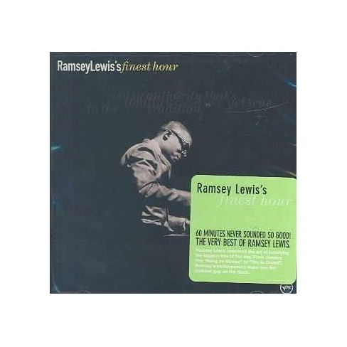Ramsey Lewis - Ramsey Lewis' Finest Hour (CD) - image 1 of 1