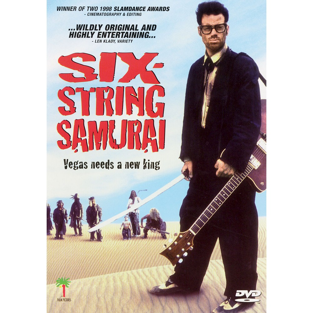 Six String Samurai (Dvd), Movies