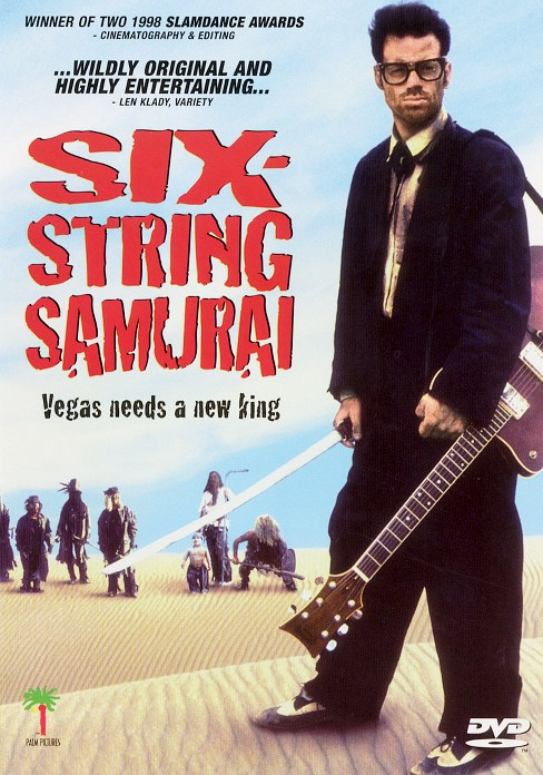 Six string samurai (DVD) - image 1 of 1