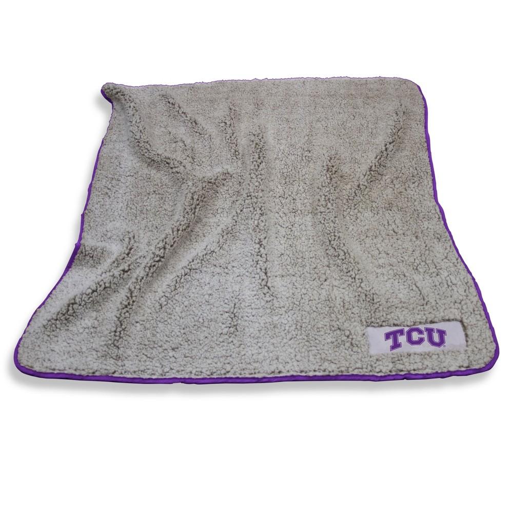 Tcu Horned Frogs Throw Blanket - 50'X60'