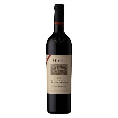 Groth Reserve Cabernet Sauvignon Red Wine - 750ml Bottle