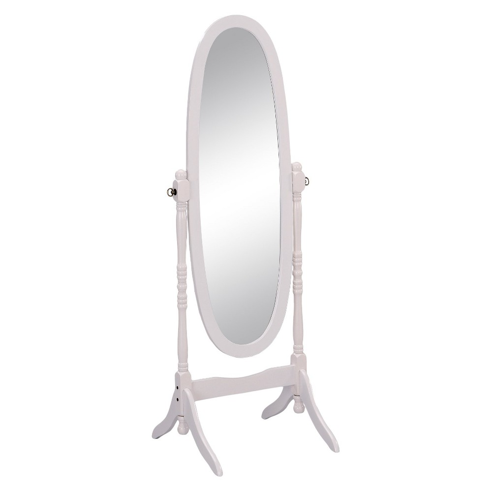 Image of Cheval Mirror Ore International White