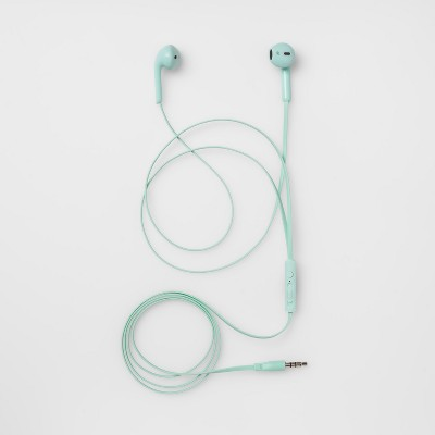 heyday™ Wired Earbuds - Teal