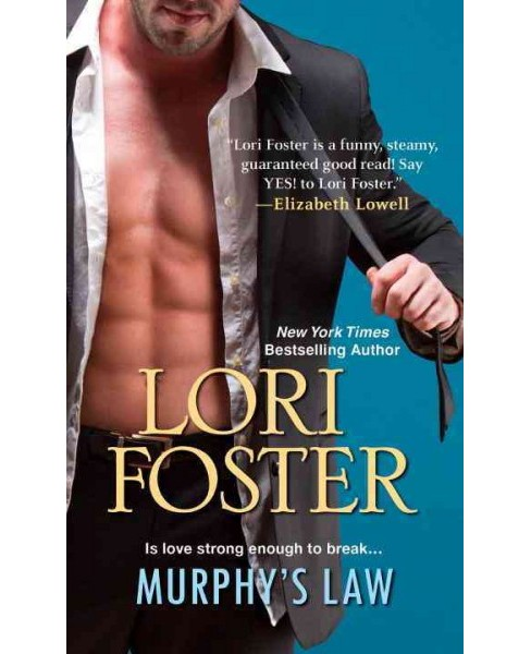 Murphy's Law (Reprint) (Paperback) (Lori Foster) - image 1 of 1