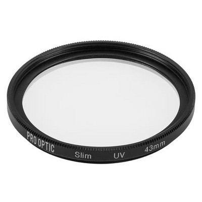 ND2 Thin Circular Polarizer and Neutral Density 2 with Pouch UV Filters ProOptic 77mm Digital Essentials Filter Kit with Ultra Violet