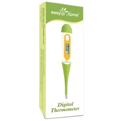 easy@Home Digital Thermometer
