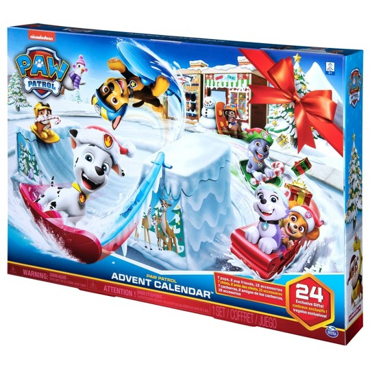 PAW Patrol Advent Calendar image number null
