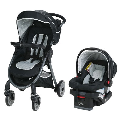 Graco Fast Action 2.0 Travel System - Mullaly