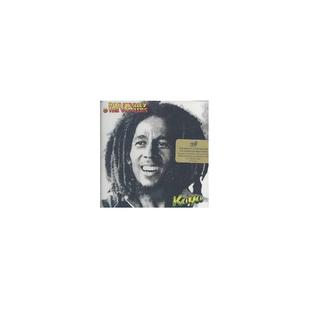 Marley Bob & The Wailers - Kaya (CD) Best