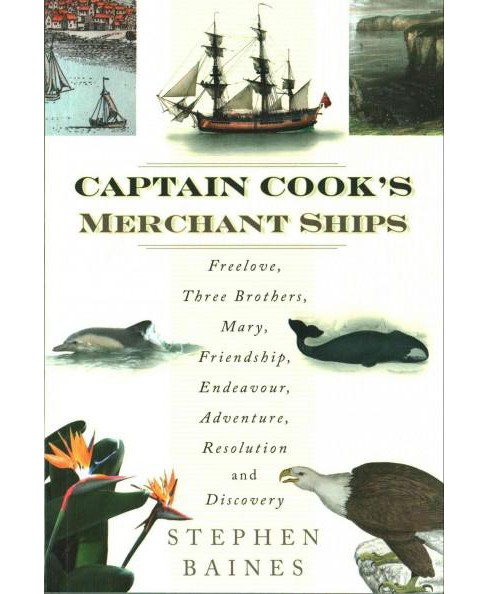 Captain Cook's Merchant Ships : Freelove, Three Brothers, Mary, Friendship, Endeavour, Adventure, - image 1 of 1