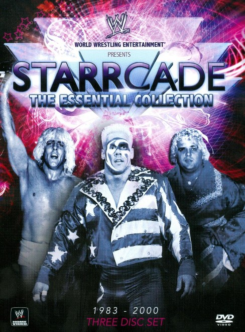 WWE: The Best of Starrcade [3 Discs] - image 1 of 1