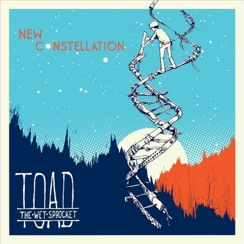 Toad the wet sprocke - New constellation (CD) - image 1 of 1