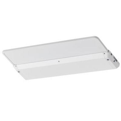 LBL Lighting 700UCGLY93512W Glyde Undercabinet White Unilume LED Accent & Task LED 3500K