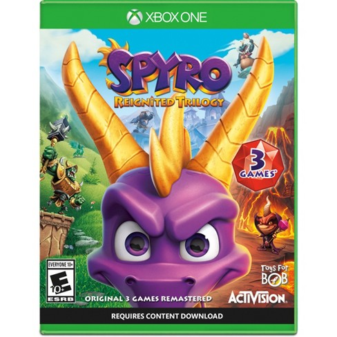 Spyro Reignited Trilogy - Xbox One - image 1 of 7