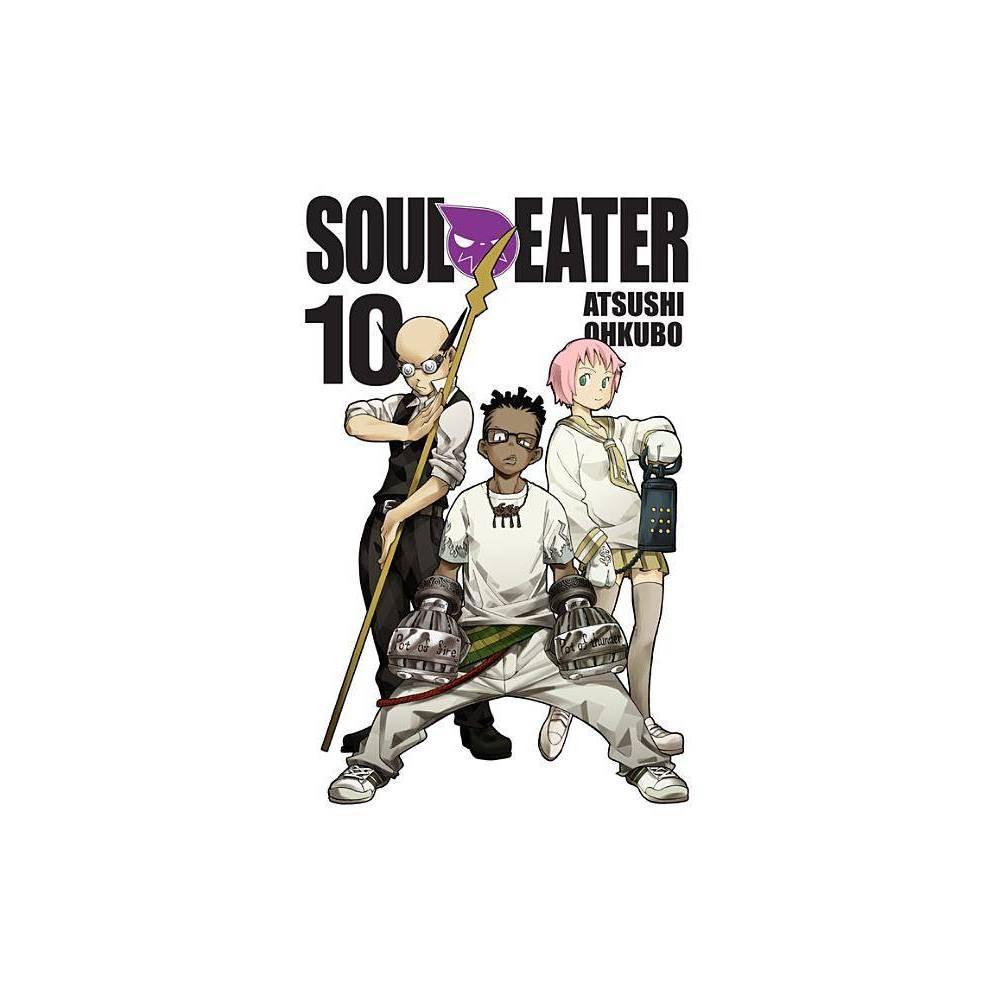 Soul Eater Volume 10 Paperback