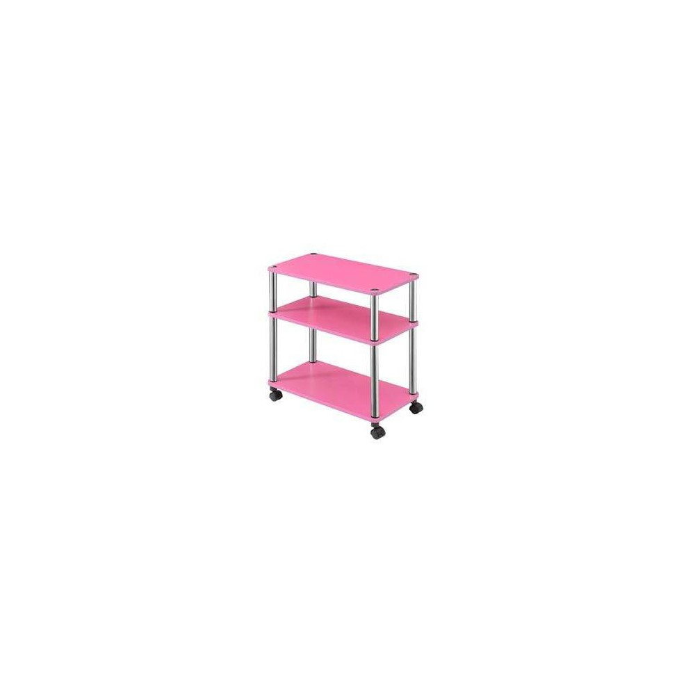 Image of Designs2Go Office Caddy Pink - Johar Furniture
