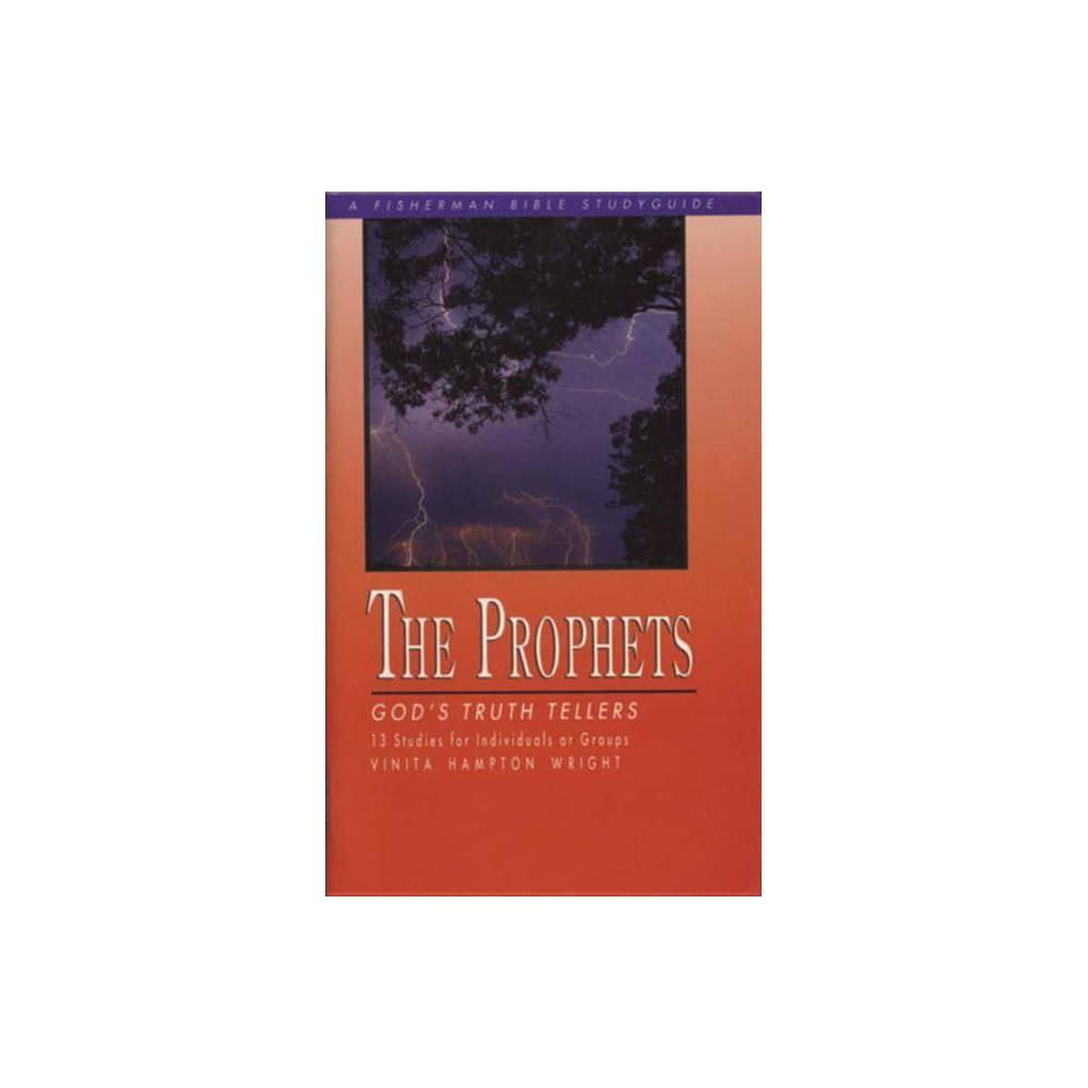 The Prophets Fisherman Bible Studyguide By Vinita Hampton Wright Paperback
