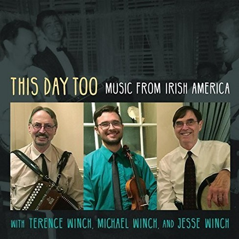Terence Winch - This Day Too:Music From Irish America (CD) - image 1 of 1