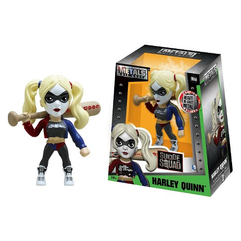 "Metals DC Comics Suicide Squad Harley Quinn Action Figure 4"" - M166 - image 1 of 5"