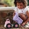 Green Toys Eco-Friendly Toddler Sized Pink Dump Truck - image 4 of 4