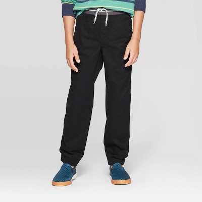 Boys' Stretch Pull-On Jogger Fit Pants - Cat & Jack™