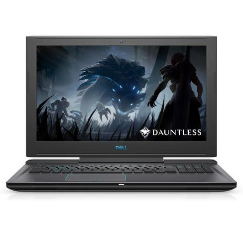 "Dell G7 15.6"" Gaming Laptop i7-8750H 8GB RAM 256GB SSD GTX 1060 Max-Q 6GB - 8th Gen i7-8750H Hexa-core - NVIDIA GeForce GTX 1060 with 6GB - image 1 of 4"