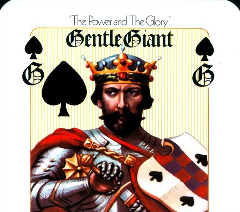 Gentle giant - Power and the glory (CD) - image 1 of 1