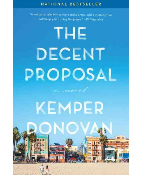 Decent Proposal (Reprint) (Paperback) (Kemper Donovan) - image 1 of 1