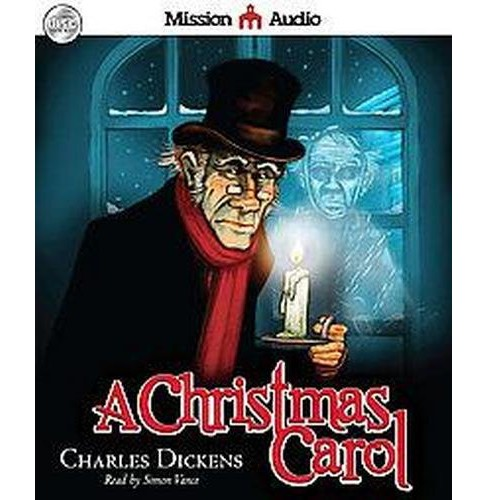 Christmas Carol (Unabridged) (CD/Spoken Word) (Charles Dickens) - image 1 of 1