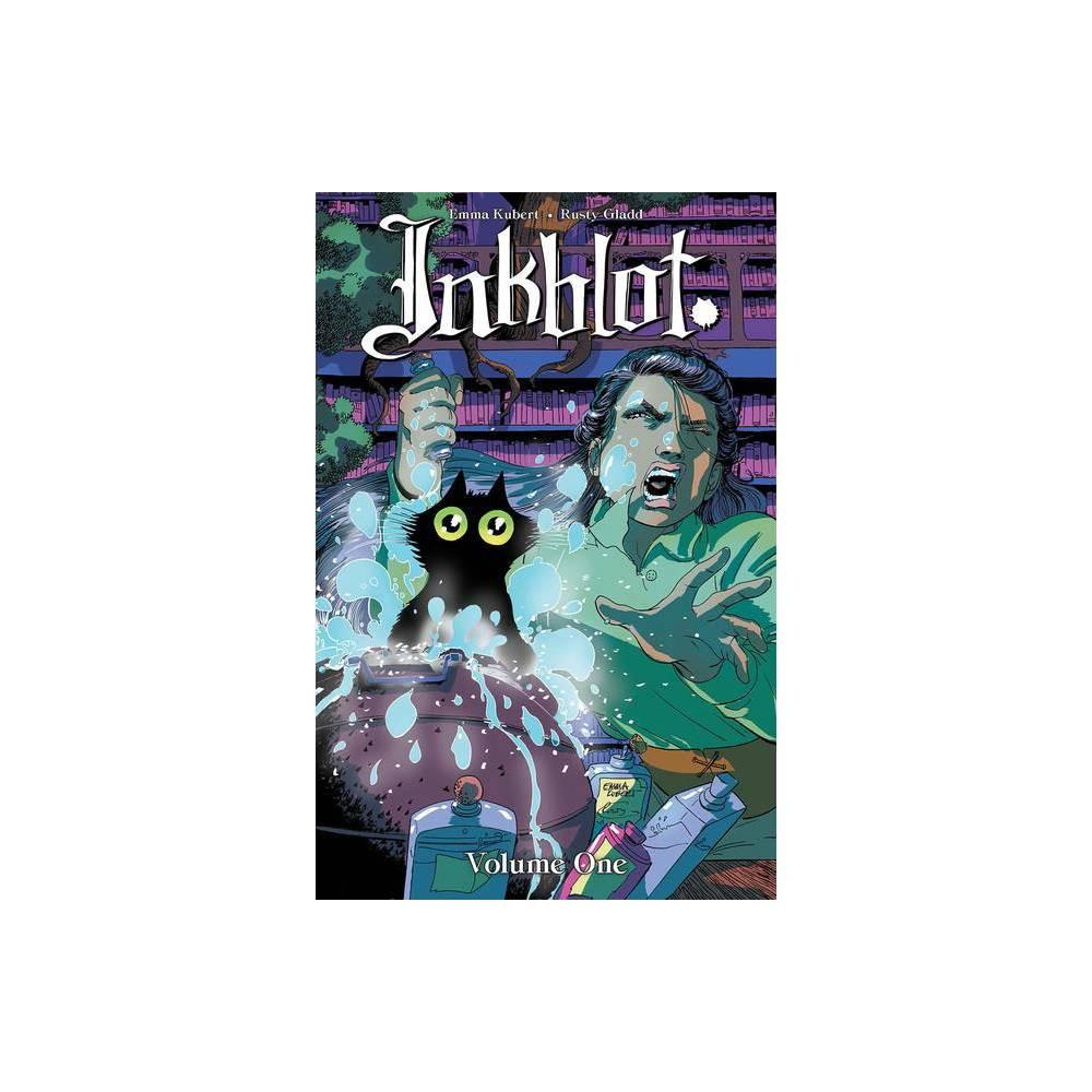 Inkblot Volume 1 By Emma Kubert Rusty Gladd Paperback