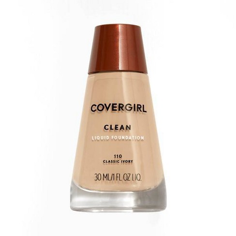 COVERGIRL Clean Foundation - Light Shades - image 1 of 3