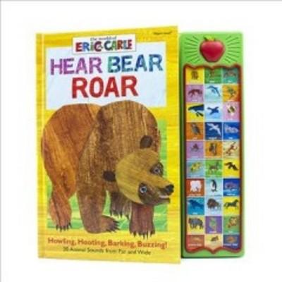 Eric Carle Hear Bear Roar (Board Book)(Eric Carle)
