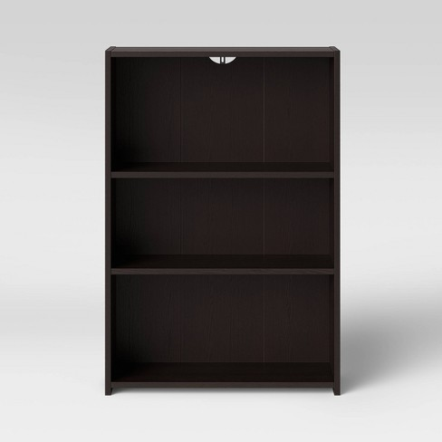 3 Shelf Bookcase Room Essentials Target