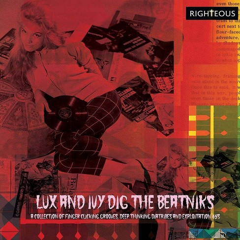 Various - Lux and ivy's dig the beatniks (CD) - image 1 of 1