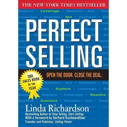 Perfect Selling - by  Linda Richardson (Paperback) - image 1 of 1