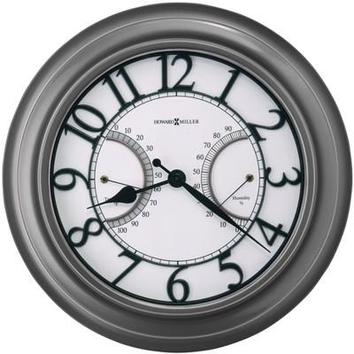 Howard Miller 625668 Howard Miller Tawney Outdoor Wall Clock 625668