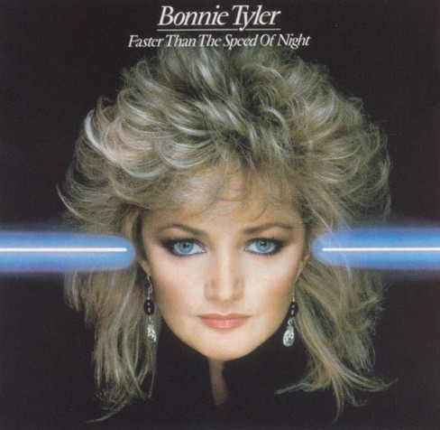 Bonnie tyler - Speed of night (CD) - image 1 of 3