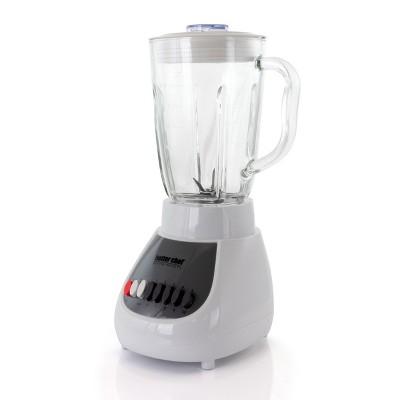 Better Chef 42 Ounce Glass Jar Blender in White