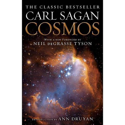 Cosmos - by  Carl Sagan (Paperback)