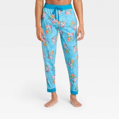 Men's MTV Lounge Pajama Pants - Blue