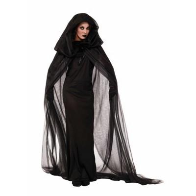 Forum Novelties Womens Black Haunted Dress Costume