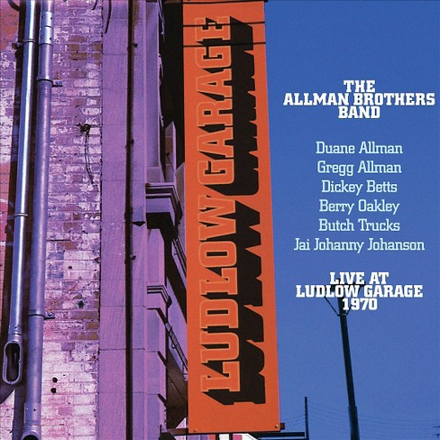 Allman brothers band - Live at ludlow garage:1970 (Vinyl) - image 1 of 1