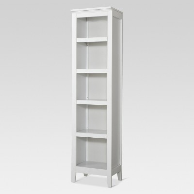 "72"" Carson Narrow Bookcase - Threshold™"