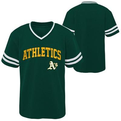 MLB Oakland Athletics Toddler Boys' Pullover Jersey